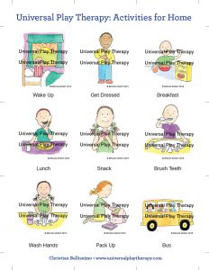 Home Activities Poster
