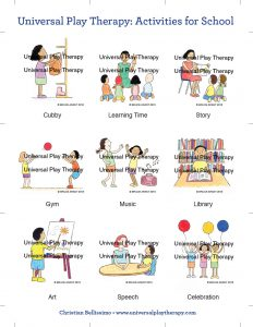 School Activities Poster